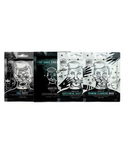 BarberPro ALPHA MALE FACE CARE KIT