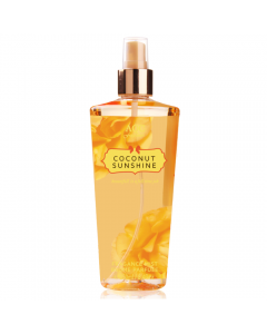 AQC Fragrances Body Mist Coconut Sunshine 250ml