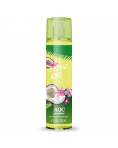 AQC Fragrances Body Mist Coconut Kiss 236ml