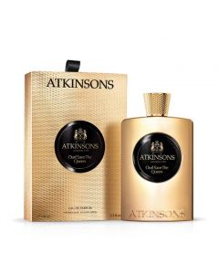 Atkinsons Oud Save The Queen EDP 100ml Spray