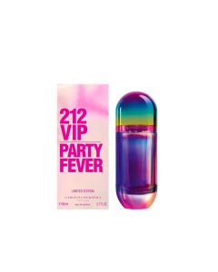 Carolina Herrera 212 VIP Party Fever Eau De Toilette 80ml