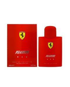 Ferrari Red EDT for Men 125ml