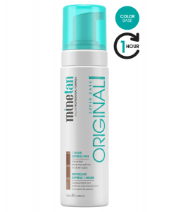 MineTan Olive Self Tan Foam 200ml
