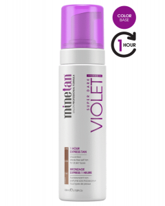 MineTan Violet Self Tan Foam 200ml