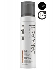 MineTan Dark Ash Self Tan Foam 200ml