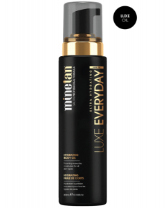 MineTan Luxe Everyday Moisturizer Gradual Tan Foam 300ml