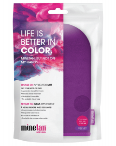 MineTan Bronze on Applicator Self Tan Mitt