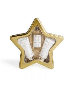 IDC Institute Scented Bath Set - Star Shape