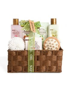 IDC Institute Natural Oil Basket