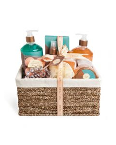 IDC Institute Home Spa Basket 9 pcs