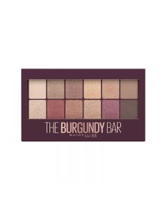 Maybelline New York Eyeshadow Palette Burgundy Bar