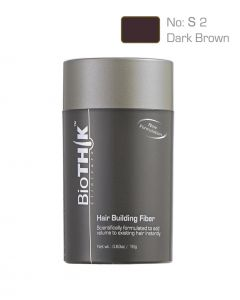 BioTHIK Hair Building Fiber Dark Brown S2 (18g)