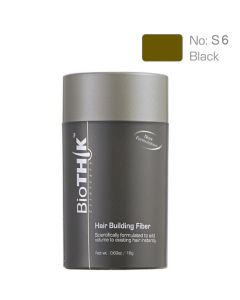 BioTHIK Hair Building Fiber Medium Blond S6 (18g)