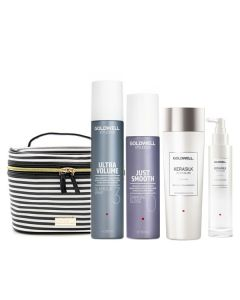 Goldwell Kerasilk Hair So Fine Care & Style Kit