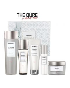 Goldwell Kerasilk The Qure Kit (by Quot Al Turaif)
