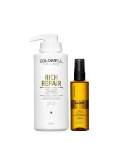 Goldwell Dual Sense From Damaged To Dazzle Kit