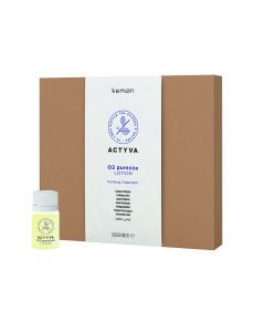 Kemon Actyva O2 Purity Individual Ampoule - 6ml
