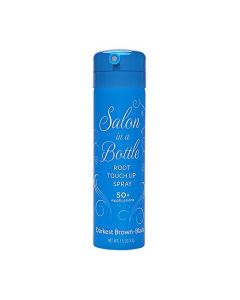 Salon in a Bottle Root Touch Up Spray 43g - Darkest Brown/Black