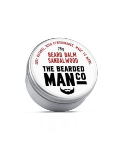 Bearded Man Sandalwood Beard Balm 75 g