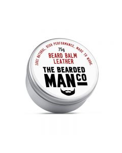 Bearded Man Leather Beard Balm 75 g