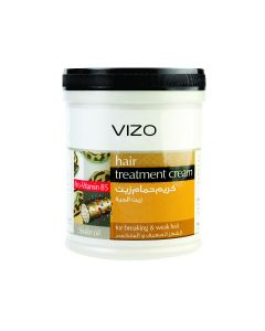 Vizo Spot Hair Treatment Cream Snake Oil W/Keratin 1000Ml