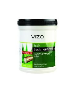 Vizo Spot Hair Treatment Cream Aloevera W/Keratin 1000Ml