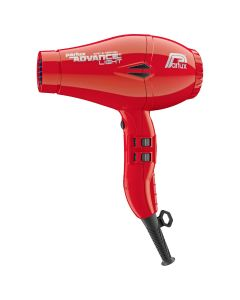 Parlux Advance Light Ionic & Ceramic Hair Dryer - Red