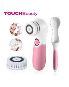 Touch Beauty Face & Body Cleansing Device Battery Operated