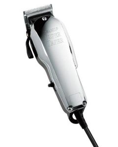 Wahl Professional 100 Years Limited Edition Chrome Super Taper Corded Hair Clipper