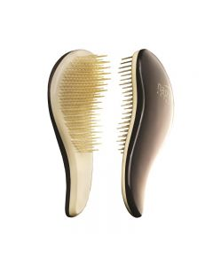 Nashi Argan Detangling Brush - Brown & Beige