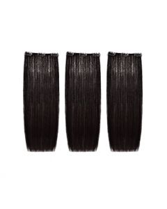 SHE Easy Volume Clips Natural Hair Extension 50/55 - 3pc - 2