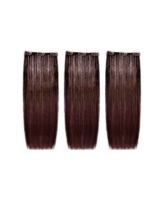 SHE Easy Volume Clips Natural Hair Extension 50/55 - 3pc - 6