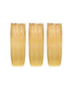 SHE Easy Volume Clips Natural Hair Extension 50/55 - 3pc - 20