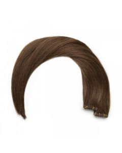 Seamless1 Remy Tape Hair Extensions 20 - 21 Inches - 20pc - Mocha Superior