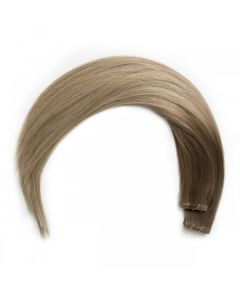 Seamless1 Remy Tape Hair Extensions 20 - 21 Inches - 20pc - Coffee n Cream Superior
