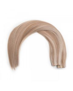 Seamless1 Remy Tape Hair Extensions 20 - 21 Inches - 20pc - Milkshake/Cinnamon Superior