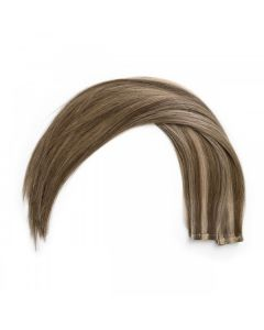 Seamless1 Remy Tape Hair Extensions 20 - 21 Inches - 20pc - Opal / Mocha Superior