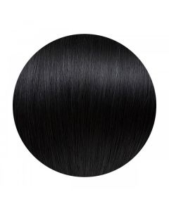 Seamless1 Weft Human Hair Extensions 20 - 22 Inches - Midnight