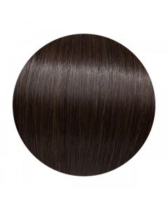 Seamless1 Weft Human Hair Extensions 20 - 22 Inches - Caviar