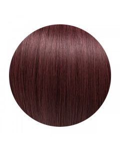 Seamless1 Weft Human Hair Extensions 20 - 22 Inches - Merlot