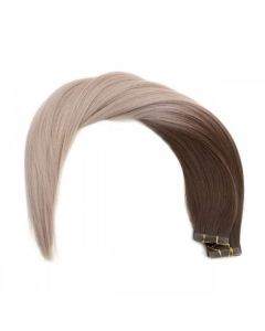 Seamless1 Remy Tape Hair Extensions 20 - 21 Inches - 20pc - Caf© Late