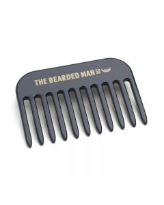 Bearded Man Pick Comb