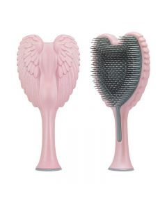 Tangle Angel 2.0 Detangling Hair Brush Soft Touch - Pink/Grey
