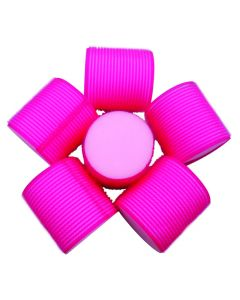 Vibe Professional Sleep - In - Roller Pink 46mm 6Pcs Pack