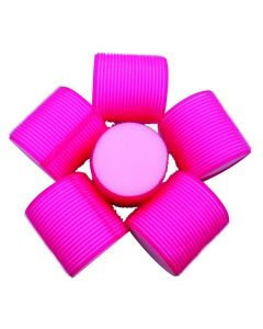 Vibe Professional Sleep - In - Roller Pink 40mm 6Pcs Pack