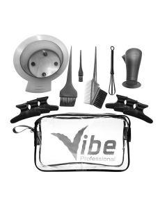 Vibe Professional Hair Coloring Accessories Kit