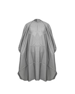 Vibe Professional Cutting Cape Polyester 120x150cm Grey
