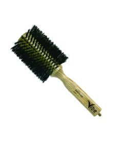 Vibe Professional Triangolo Hair Brush Round Re-inforced Bristles 75mm