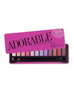 IDC COLOR Adorable 12 Color Eyeshadow Palette