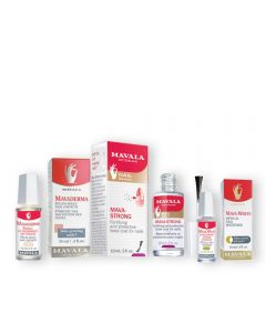 Mavala Healthy Bright Strong Nails Kit